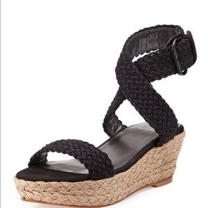 ❗️Clearance❗️Stuart Weitzman Low Wedge Sandals